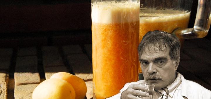 """Рецепт абрикосовой воды из """"Мастера и Маргариты"""""""