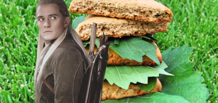 Лембас - эльфийский дорожный хлеб. Рецепт