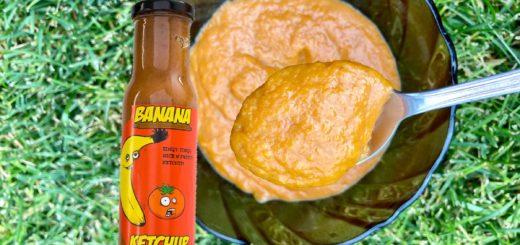 Банановый кетчуп