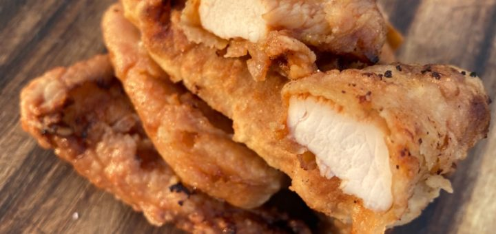 Курица в стиле KFC