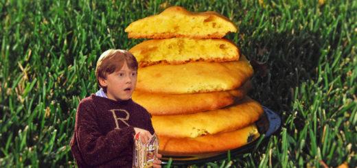 """Тыквенное печенье из """"Гарри Поттера"""""""