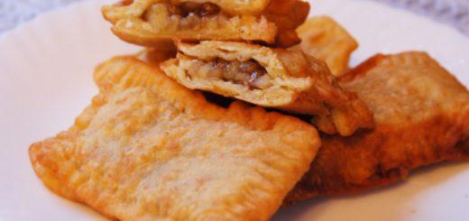 Рецепт яблочных пирожков как из Макдональдс