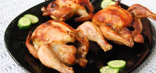 Цыплята-корнишоны