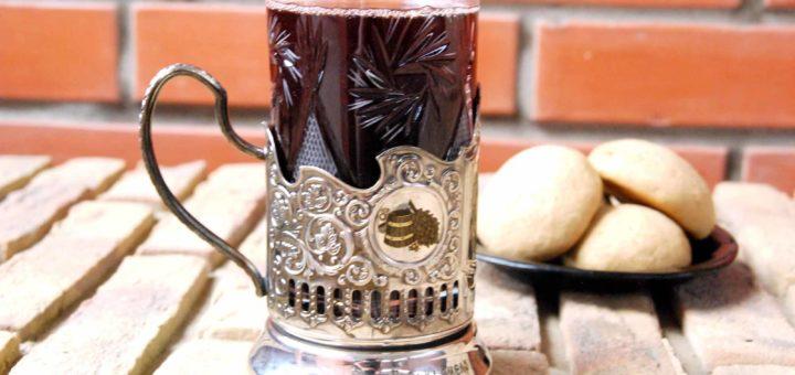 Чай с глинтвейном