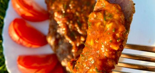 Универсальный соус к мясу