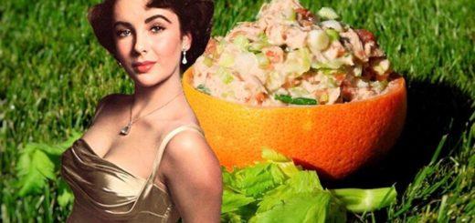 Салат от Лиз Тейлор
